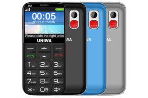 Seniorské telefony